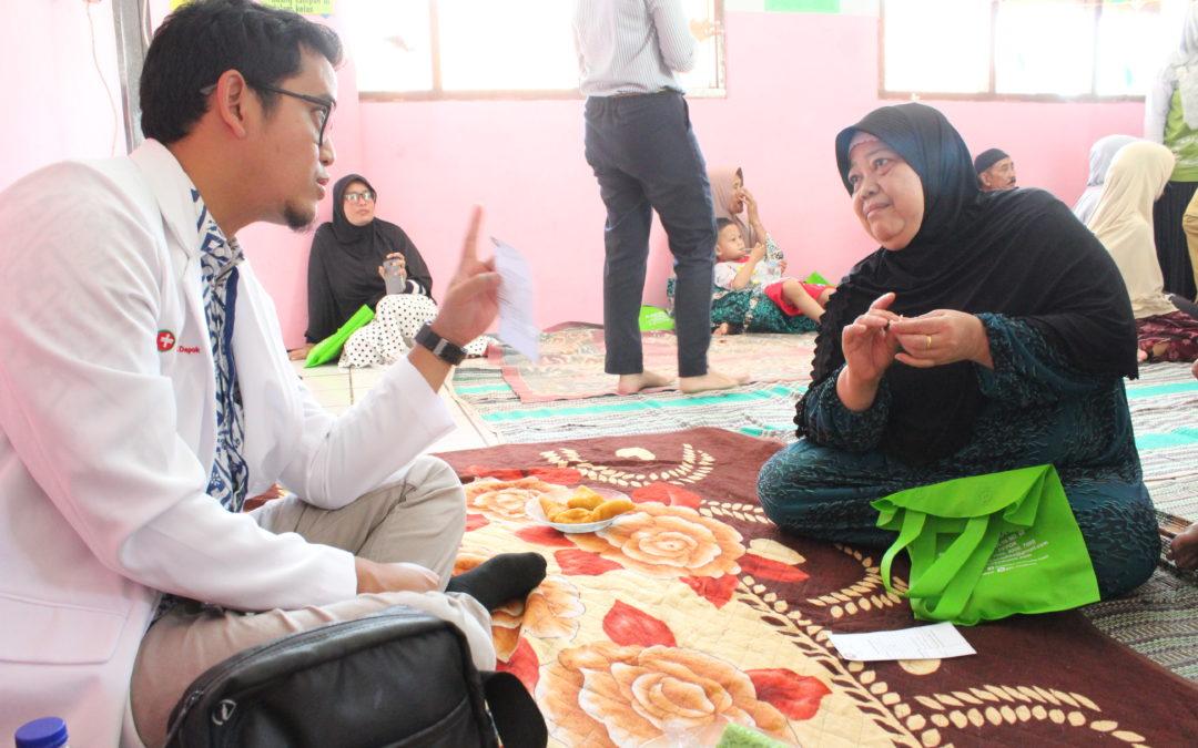 Edukasi PTM RS Citra Medika Depok