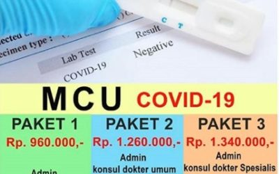 SCREENING COVID-19 Mudah dan Cepat bersama RS Citra Medika Depok